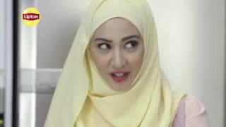 "Arie Pikat Fiza ""Hanya KAW Untukku"" | Iklan Lipton Ekstra Kaw 2017 Khas Menanti Februari"