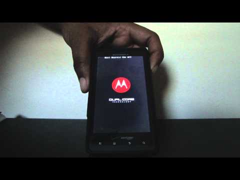HOW TO BYPASS ACTIVATION ON  MOTOROLA DROID X2