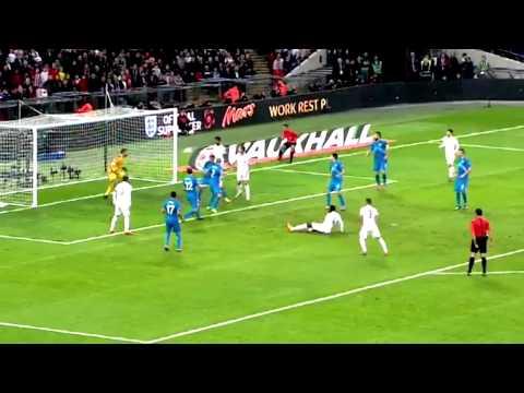 Danny Welbeck vs Slovenia (Home)
