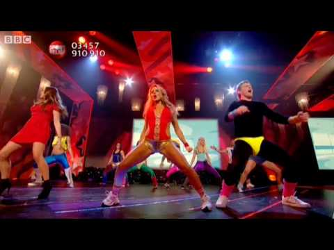 How To Dance 'call On Me' By Eric Prydz- Sport Relief 2010 - Bbc One video