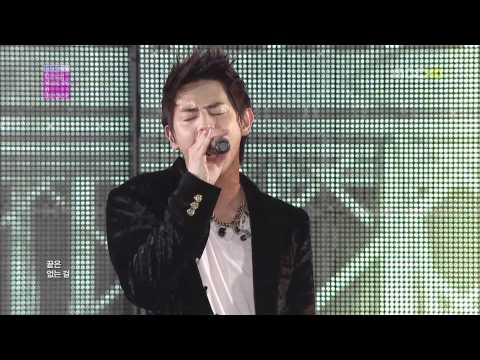 120428 Beast-fiction+beautiful (korean Music Wave In Bangkok) video