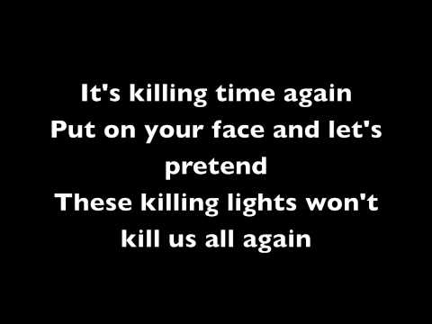 AFI - Killing Lights