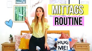 MITTAGS ROUTINE ✨meine Mittagsroutine Routine 2018 + Life Hacks / Cali Kessy