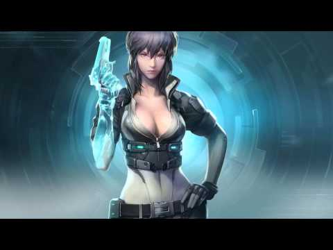 Ghost in the Shell - Lithium Flower