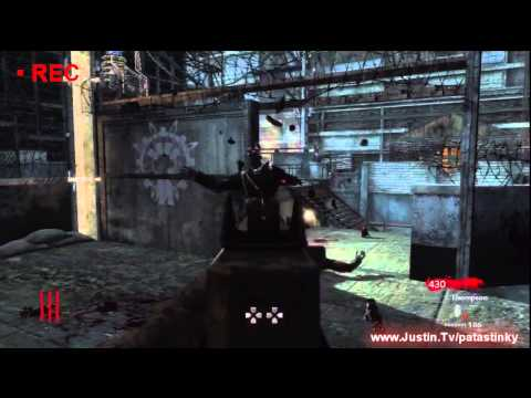 Nazi Zombie Der Riese strategy tutorial commentary pt.1 black ops