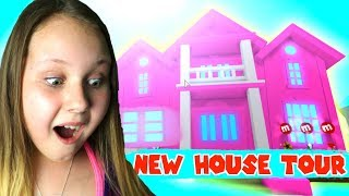 RUBY'S NEW HOUSE TOUR!! Meep City Kitchen Update
