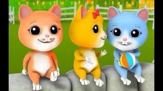 Chú Mèo Con Remix Nhạc Thiếu Nhi Vui Nhộn Lk Con Heo Đất Chú Cún Con Sôi Động