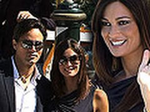Manuela Arcuri e Gabriel Garko inseparabili anche a Venezia