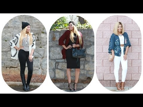 {Weekend O' Fab Fashion} My Weekend Style Diary