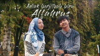 Adek berjilbab biru / ungu versi minang lagi viral!!!! cover by alfahrus