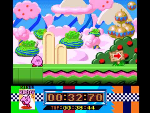 Kirby Super Star - Vizzed.com Play - User video