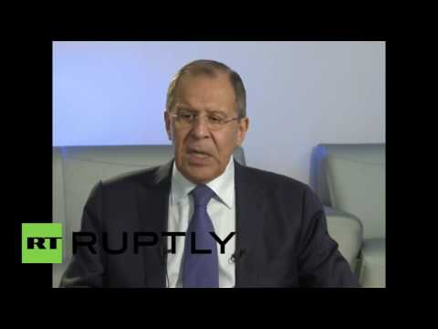 Russia: We are 'ready to accept' armed OSCE observers in eastern Ukraine - Lavrov