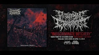 PUTREFYING CADAVERMENT - INDISCRIMINATE BUTCHERY [SINGLE] (2019) SW EXCLUSIVE