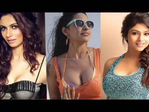 Telugu Heroines Hot Closeup Photos video
