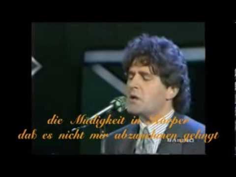 Fausto Leali - Mi Manchi (Du fehlst mir) - Sanremo 1988 - YouTube