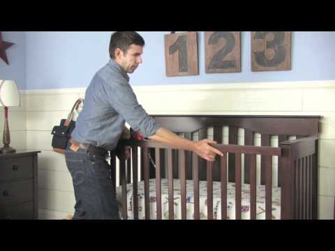 0 How to Convert a Kendall Crib into a Toddler Bed | Pottery Barn Kids