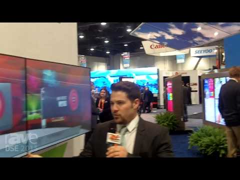 DSE 2015: AMD Showcases the 46″ Magnetic 3D Video Wall for up to 16 Screens
