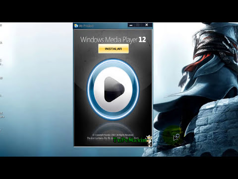 Como descargar Reproductor Windows Media Player 12