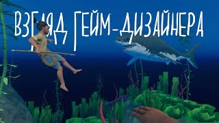 Raft Survival Game // Взгляд гейм-дизайнера