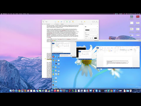 iSwitched to Mac Part 3 - The Software Experience
