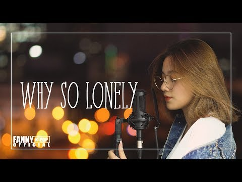 Gái xinh - hát hay các ông ạ WHY SO LONELY - WONDER GIRLS (Vietnamese cover) | 원더걸스 | K-POP COVER