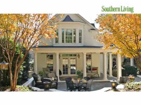 Castle homes chosen for southern living custom builder Southern living builders