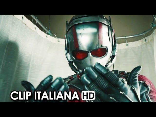 Ant-Man Clip Italiana 'La prova del fuoco' (2015) - Paul Rudd Movie HD
