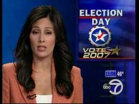 Liz Cho Hot American News Reporter NYC