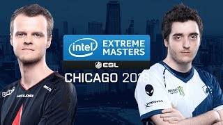 CS:GO - Astralis vs. Team Liquid [Mirage] Map 1 - GRAND FINAL - IEM Chicago 2018