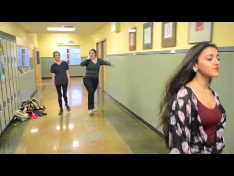 Lip Gloss - Lil Mama (parody) video