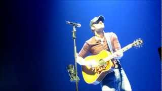 Eric Church Sinners Like Me Acoustic