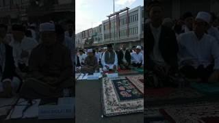 H Muammar ZA - IMAM & KHOTIB HARI RAYA IDUL FITRI | 1 SYAWAL 1438 H