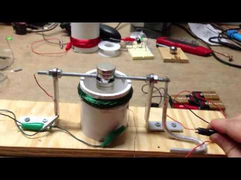 Free Energy Newman Motor