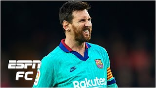 Valencia 2-0 Barcelona analysis: Are Barca still too Lionel Messi dependent? | La Liga