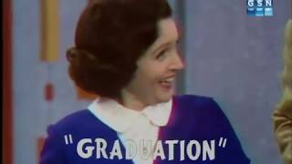 PASSWORD 1967-09-12 Betty White & Frank Gifford