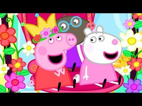 Peppa Pig en Español Episodios completos ❤️ EL DÍA INTERNACIONAL | Pepa la cerdita