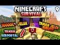 TAMAN BUNGA BUBU ADA PORTALNYA !!! - Minecraft SURVIVAL Indonesia #8 MP3
