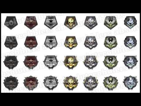Black Ops 2 | League Play, Zombies, & Prestige Emblems | Emblem Editor