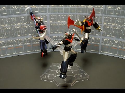 Bandai Tamashii Nations Act Trident Stage Action Figure Stand Review HD