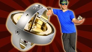 $100 Gyroscope Vs. $9 Gyroscope| Incredible Science Gravity Episode #2 of 5
