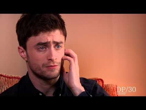 DP/30: Daniel Radcliffe as Allan Ginsberg in Kill Your Darlings
