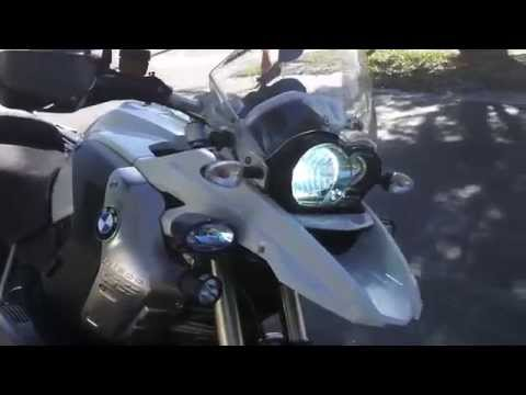 Pre-Owned 2011 BMW R1200GS in White at Euro Cycles of Tampa Bay