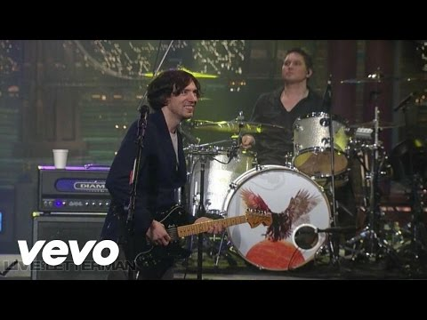 Snow Patrol - Chasing Cars (Live @ Letterman)