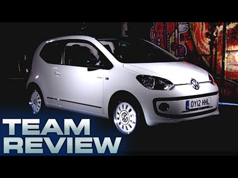 Volkswagen Up (Team Review) - Fifth Gear