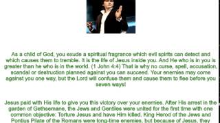 Joseph Prince See Your Enemies Flee Because Of Jesus  6 6 2014 AVI