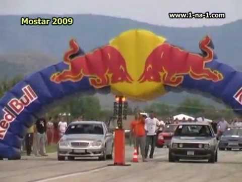 Streetrace Legend - Nebojsa Blagojevic Mercedes AMG (2007 - 2011)