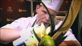 Great moments from the World Chocolate Masters