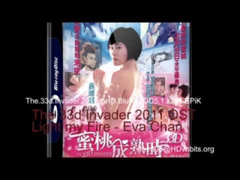 The 33d Invader 2011                     Ost Light My Fire Eva Chan
