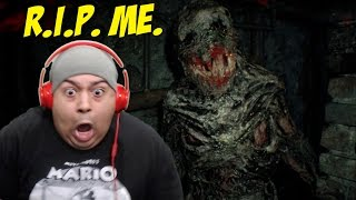 IF THIS F#%KING JUMP SCARE DOESN