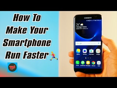How To Make Your Smartphone Run Faster - 7 Quick Tips ( No Root )
